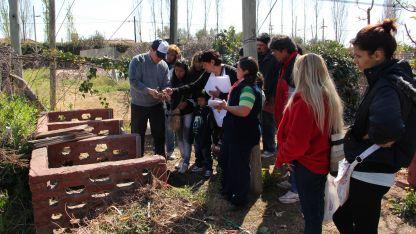 En la edición pasada de ProHuerta se aprobaron 207 iniciativas de 22 provincias argentinas.