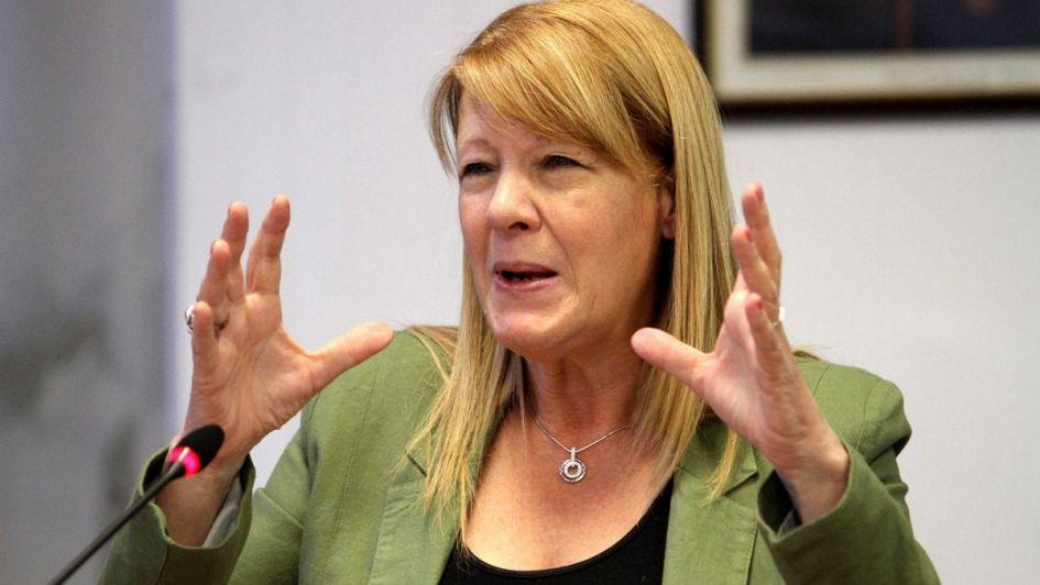 Stolbizer apuntó contra Florencia Kirchner por las causas de corrupción