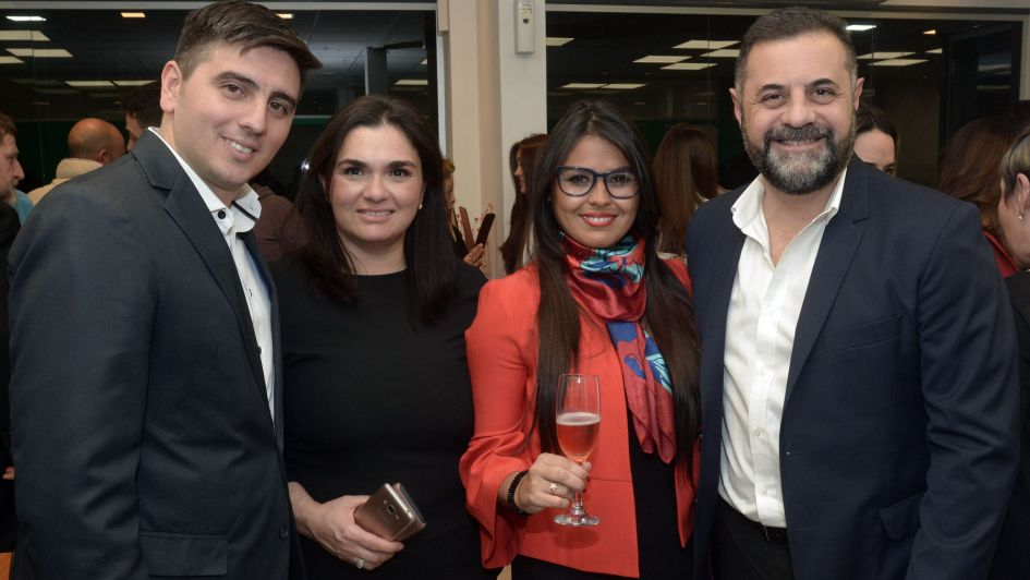 Mendoza Broker inauguró, en Luján, su oficina de seguros