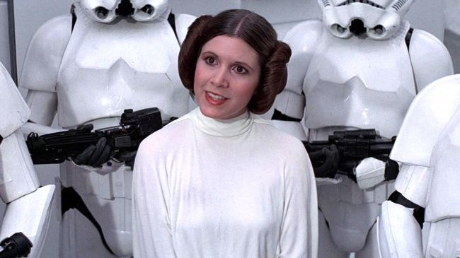 Mark Hamill le dedica un emotivo mensaje a Carrie Fisher
