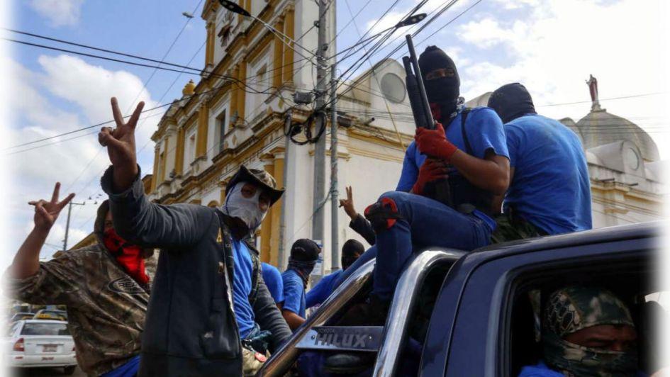 Daniel Ortega, responsable de la violencia: Estados Unidos