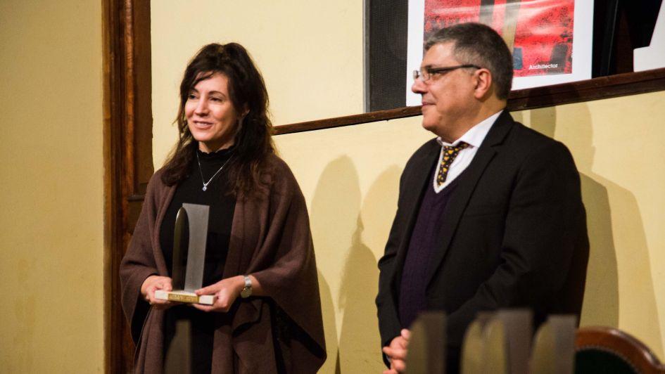 Emotiva entrega de los premios