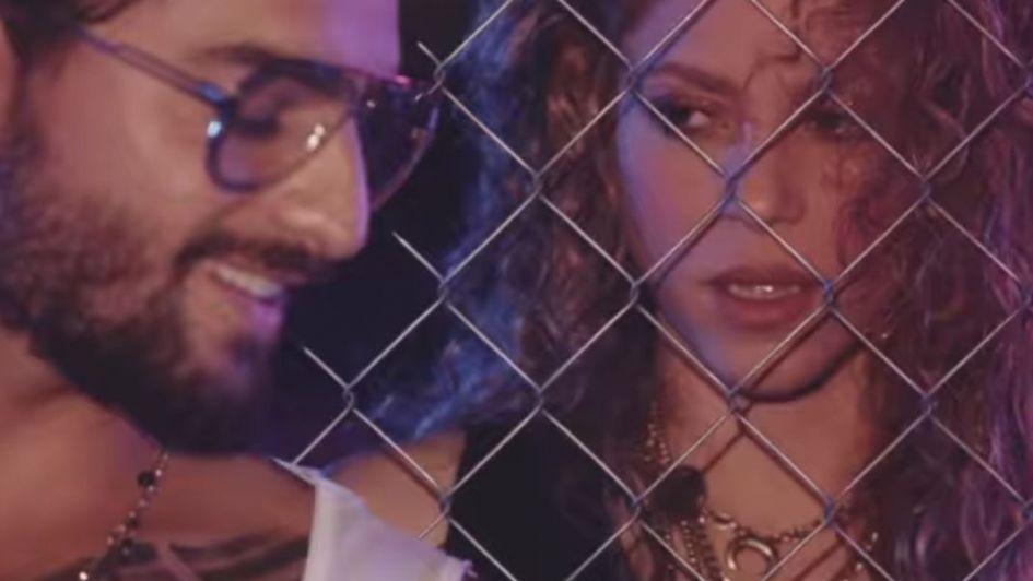 El ardiente nuevo videoclip de Shakira y Maluma rompe récords en Youtube