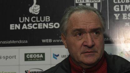 José María Bianco comanda la pretemporada que el plantel desarrollará por los próximos quince días en Potrerillos.