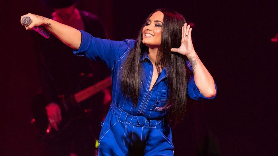 Ha tenido una recuperación complicada Demi Lovato