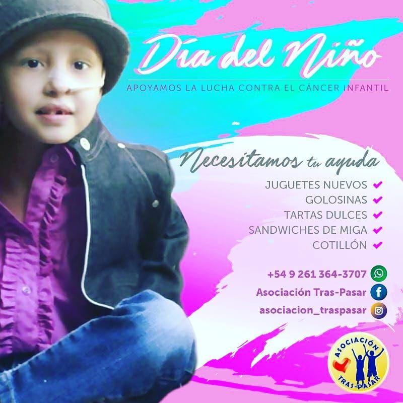 Dónde Podés Del Llevar NiñoA Donación Para Una Los Chicos Día 3T5KJculF1