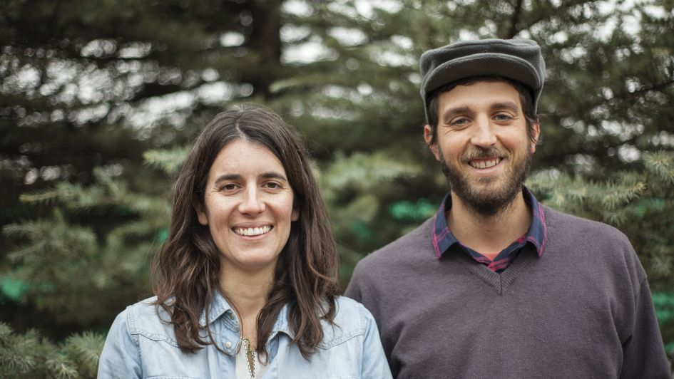 """Mariana Rodríguez Rolfi y Pablo Caparrós: """"Verde que te quiero verde y orgánico"""""""