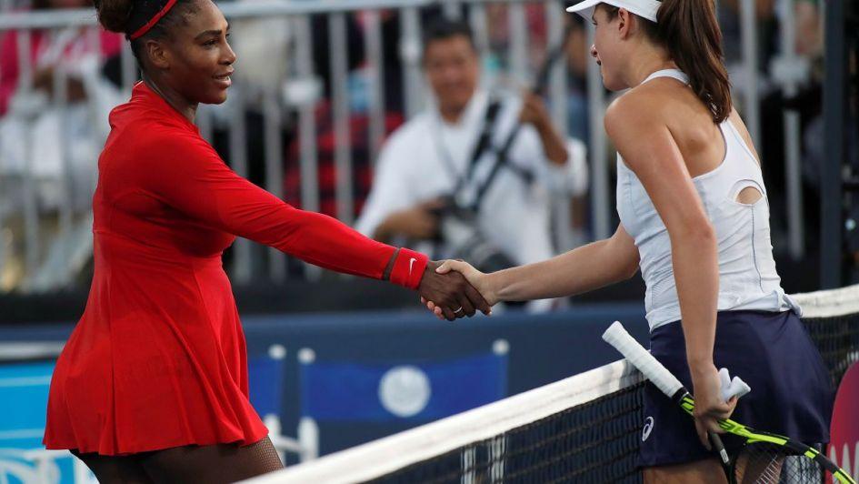 Sufre Serena Williams la peor derrota de su toda su carrera