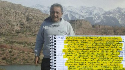 Oscar Centeno, chofer del ex número dos de Julio De Vido, Roberto Baratta.