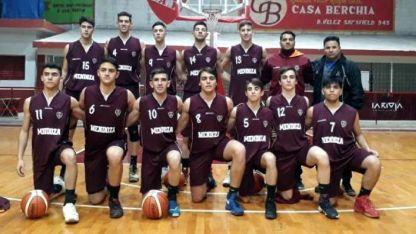 La Selección de Mendoza U17 sufrió más de la cuenta para llegar al Argentino en Tucumán.