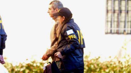 La mano derecha de Julio de Vido, Roberto Baratta, era trasladado a la central de Policía Metropolitana