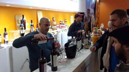 El sector de Mendoza fue uno de los más visitados.