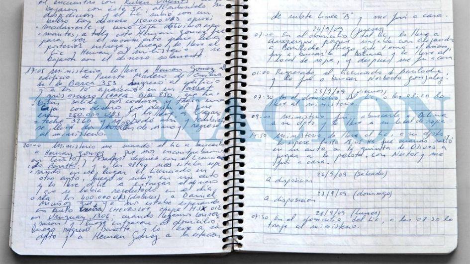 Cuadernos de la corrupción K: Cayó Valenti y sólo queda un prófugo