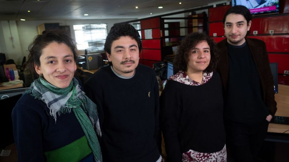 #VivoLA: Spaghetti Western llenó de música la redacción de Los Andes