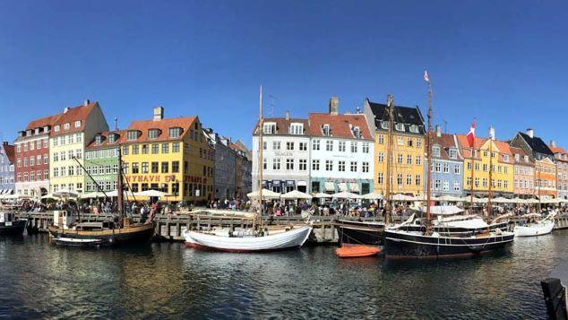 Un encuentro con la felicidad en Copenhague