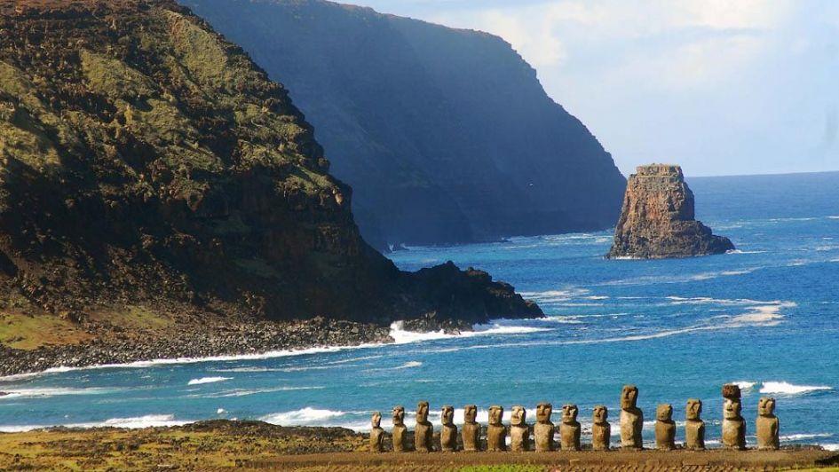 Chile: en la Isla de Pascua limitan estadía de turistas a 30 días