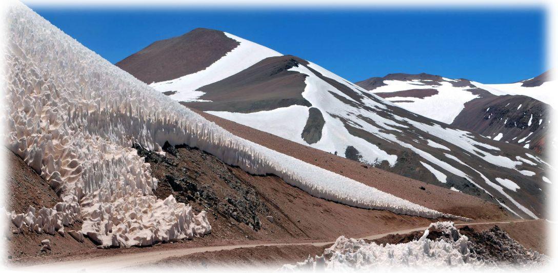 Desarrollan registros de la nieve a través de satélites ambientales