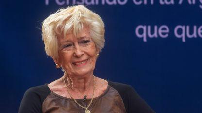 Alicia fundó Avome hace más de 40 años.