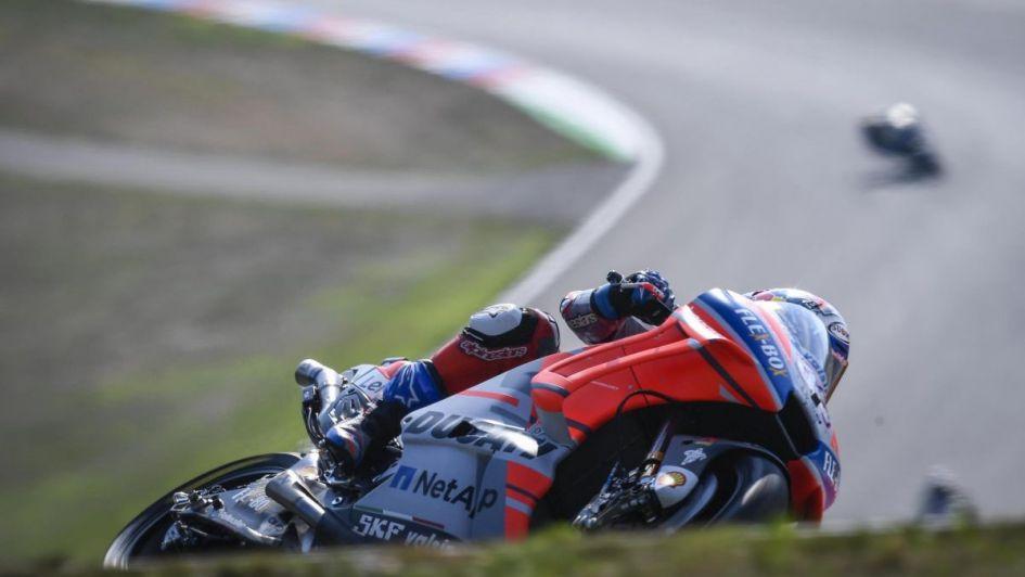 Dovizioso y una victoria infartante en República Checa — MotoGP