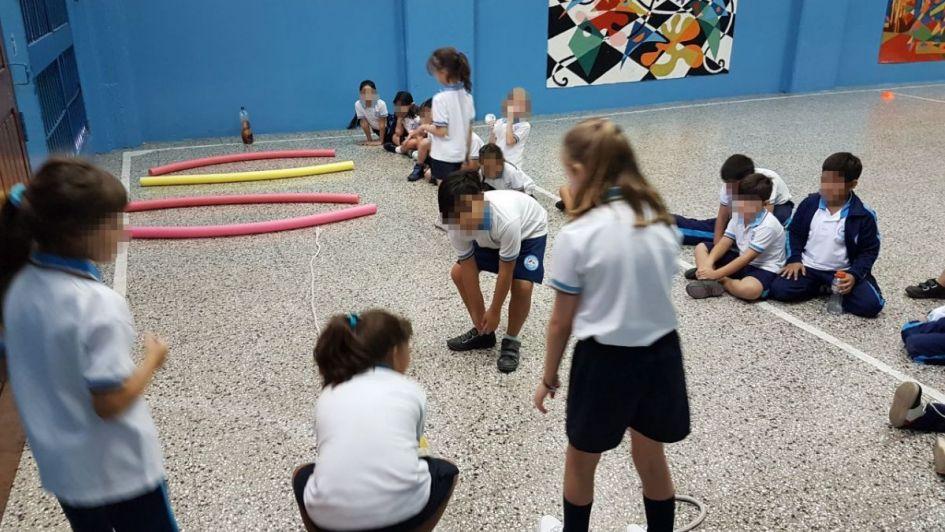 Gimnasia en las escuelas: preocupado por el sobrepeso y la obesidad - Por Fernando Giorgio