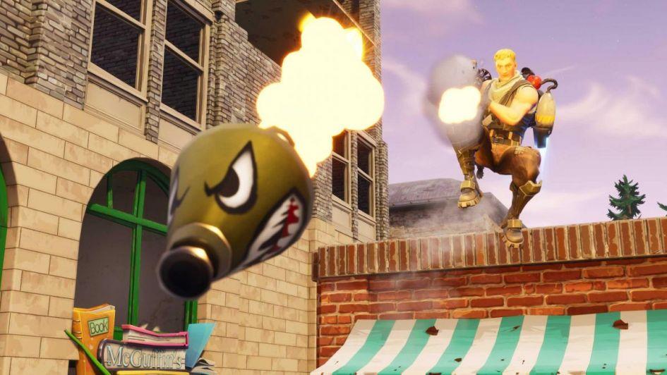 #Fortnite: trucos para ganar en Explosivos Voladores