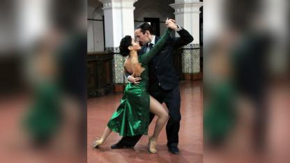Los mendocinos competirán en la categoría tango-escenario.