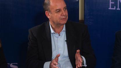 Guillermo Cruz, subsecretario de Industria y Comercio de Mendoza.