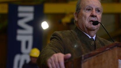 Enrique Pescarmona no ha hablado públicamente desde que estalló el escándalo.