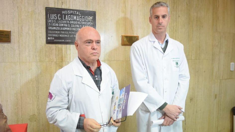 Confirmaron que una mujer está internada grave en el Lagomaggiore tras un aborto