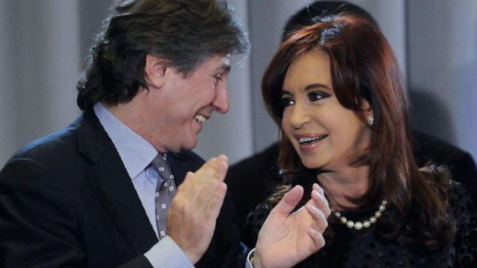 Video: el día que Cristina Kirchner festejó tener a Boudou como vicepresidente