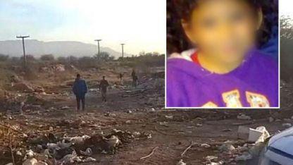 María de los Ángeles (4) fue hallada golpeada e inconsciente en un descampado cercano al aeropuerto de La Rioja.