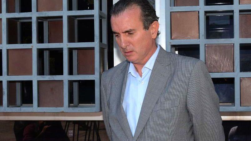 Cornejo rezongó por el lento avance de causas de corrupción