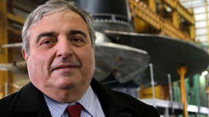 Francisco Valenti, ex vicepresidente de Impsa.