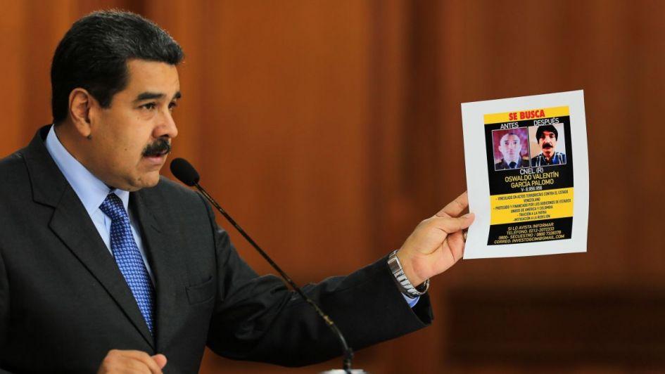 Venezuela pide a Colombia extradición de implicados en atentado