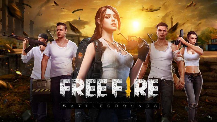 Free Fire Como Fortnite Pero Para Todos Los Telefonos Y Menos Consumo