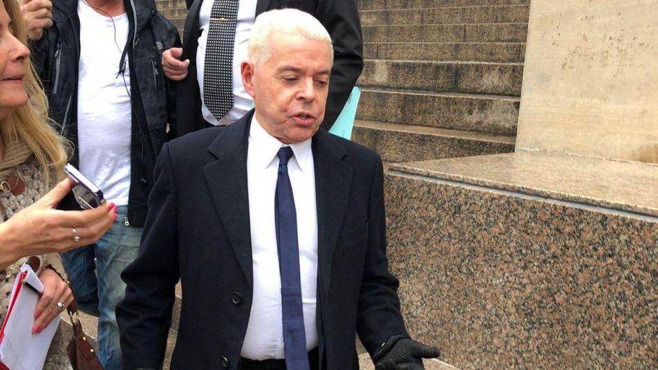 Oyarbide lloró, se presentó ante el fiscal Stornelli y amplió la indagatoria