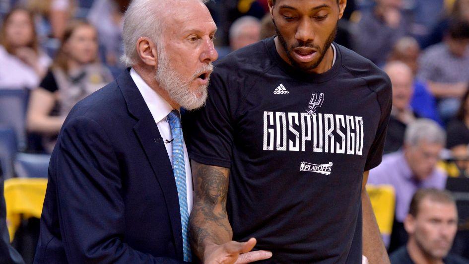 Kawhi Leonard se despide de los Spurs con emotiva carta