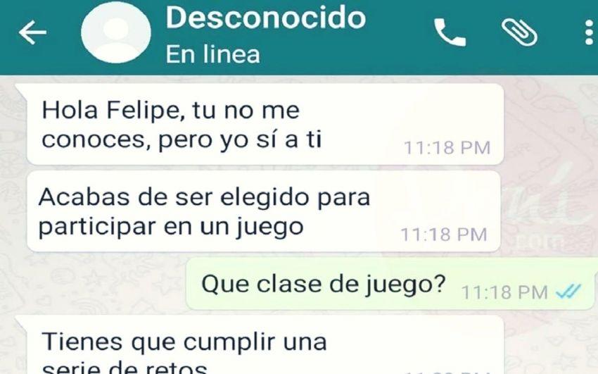 El Peligroso Juego Viral De Whatsapp Por El Que Casi Muere Un Nene