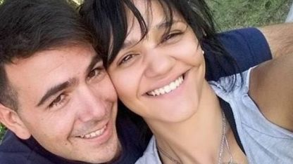 Claudia mató a su marido, Alfredo Turcumán, en junio de 2017.