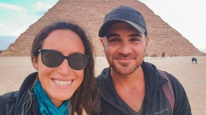Una pareja que recorría el mundo en bicicleta fue asesinada por el Estado Islámico