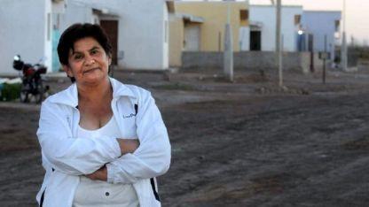 Nélida Rojas fue la principal figura de la causa Tupac en Mendoza, junto a su esposo, Ramón Martínez.