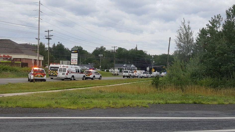 Cuatro muertos en un tiroteo en Canadá