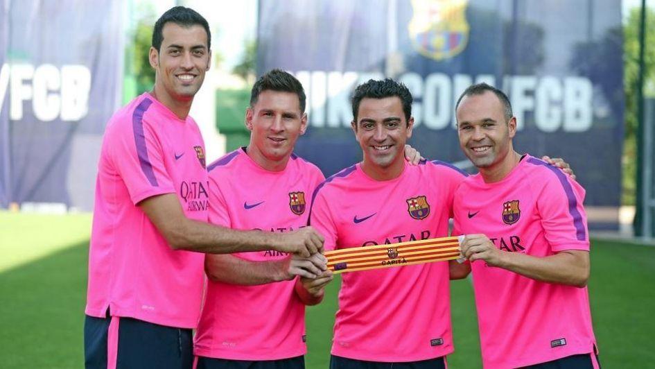 Messi será el primer capitán del Barça