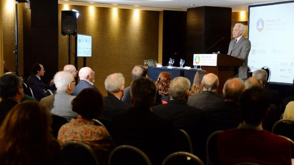 Seminario  buscará concientizar sobre la reingeniería en la eficiencia energética