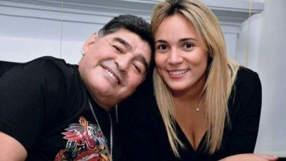 Rocío Oliva cruzó a una seguidora que le preguntó cómo hace para entender a Maradona
