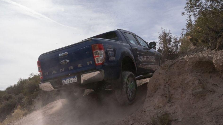 Meschini Automóviles, epicentro del Ranger Experience 2018
