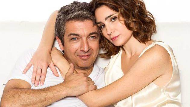 Valeria Bertuccelli y Ricardo Darín, ¿juntos en la tele?