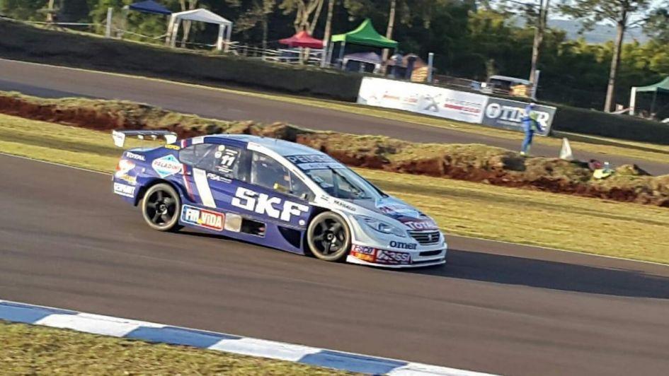 Súper TC2000: Girolami fue el más rápido en las pruebas comunitarias