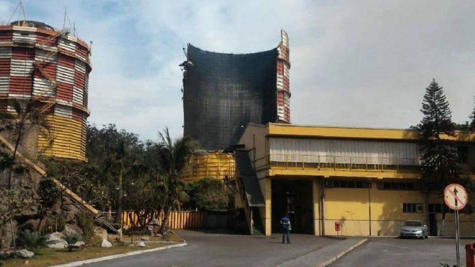 Una potente explosión en una fábrica dejó 25 heridos en Brasil