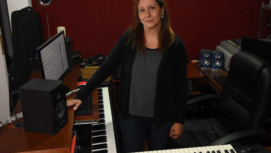 """Adriana Figueroa Mañas: """"Ver que estrenan tus obras en todo el mundo es un sueño"""